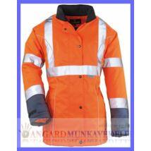 AIRPORT LADY narancs kék Breathane® női kabát f7a795156a