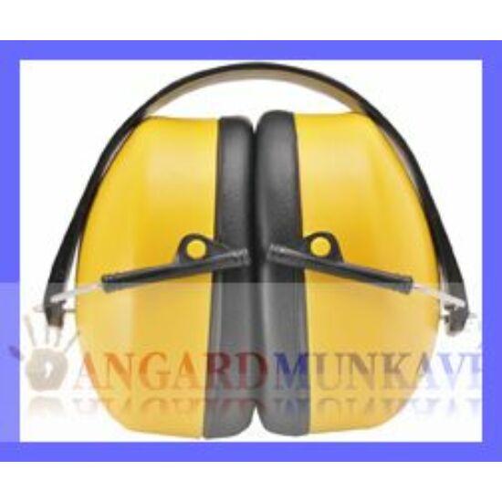 Szuper fülvédő, sárga