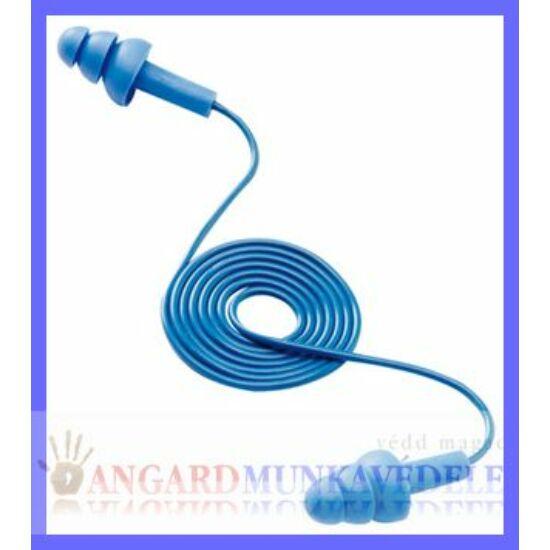 E.A.R. Tracers fémjelzős, zsinóros füldugó, lamellás, kék (SNR 32dB)