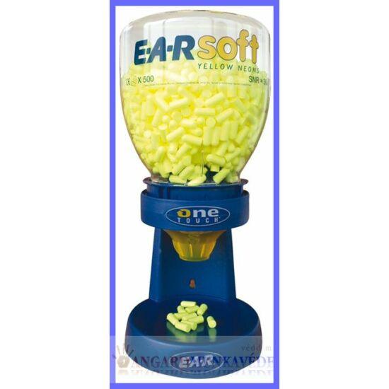 E.A.R. Soft műanyag buborékban, One Touch adagolóhoz  (500 pár)