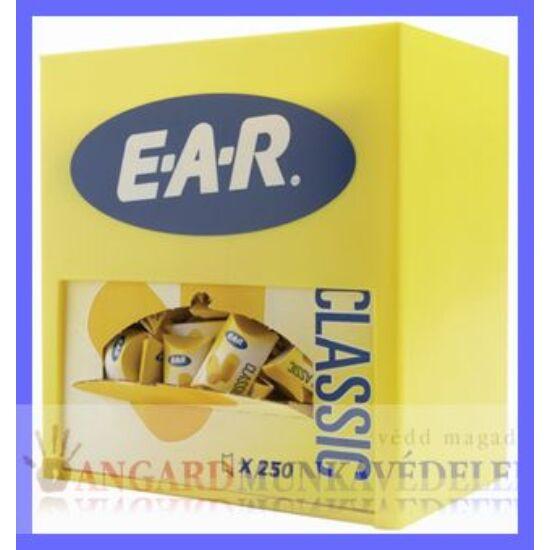 E.A.R. Boxholder műanyag, falra szerelhető füldugó-doboztartó