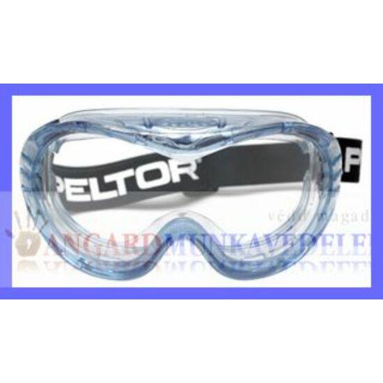 Peltor Fahrenheit gumipántos védőszemüveg