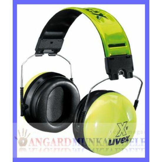 Uvex Xv jó láthatóságú fültok (SNR 36dB)