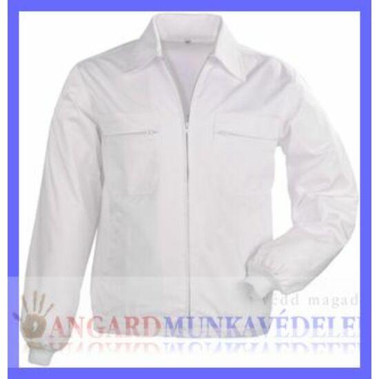 Factory fehér kabát