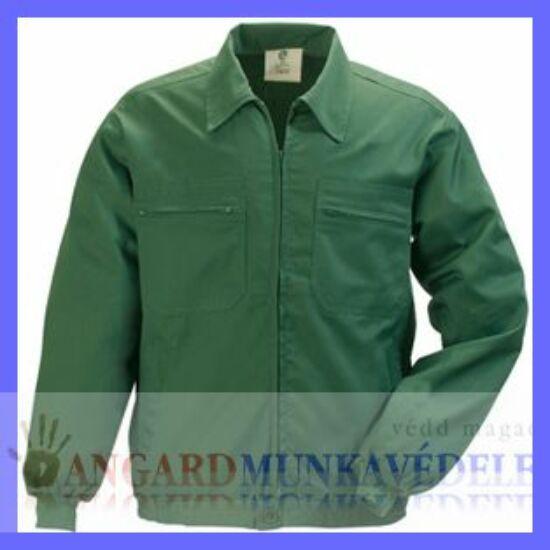 Factory munkakabát, derekánál gumírozott dzseki fazon, rejtett húzózár, elasztikus mandzsetta, 4 zseb