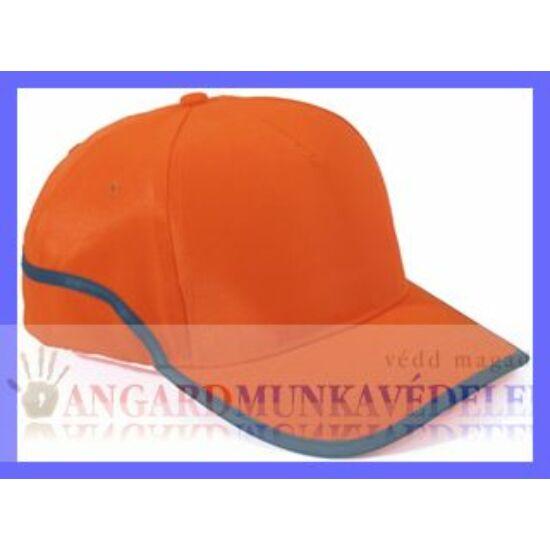Capyard Hi-Viz baseball sapka narancs színű