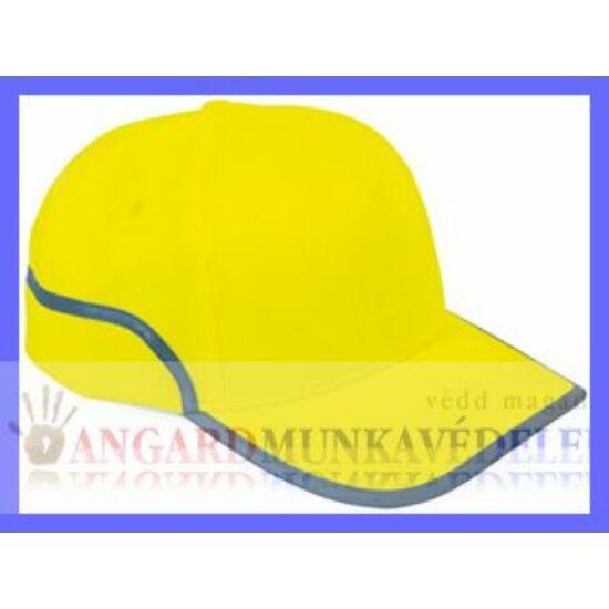 Capyard Hi-Viz baseball sapka sárga