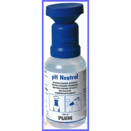 PLUM Ph neutral szemöblítő