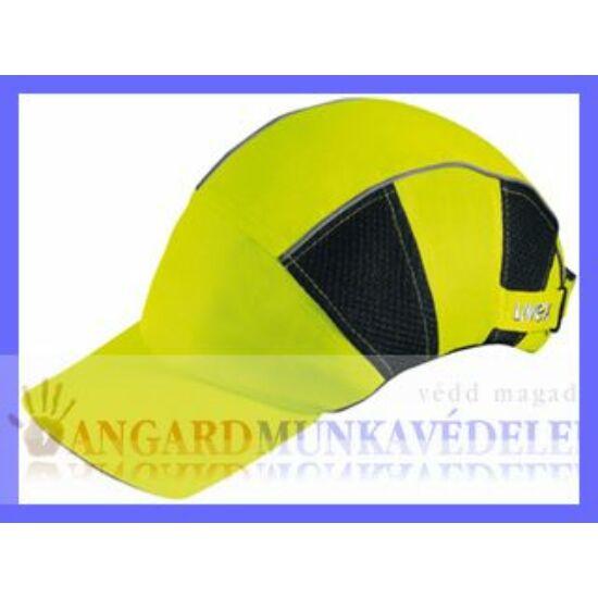 Uvex U-Cap hi-viz sárga, fejvédő sapka