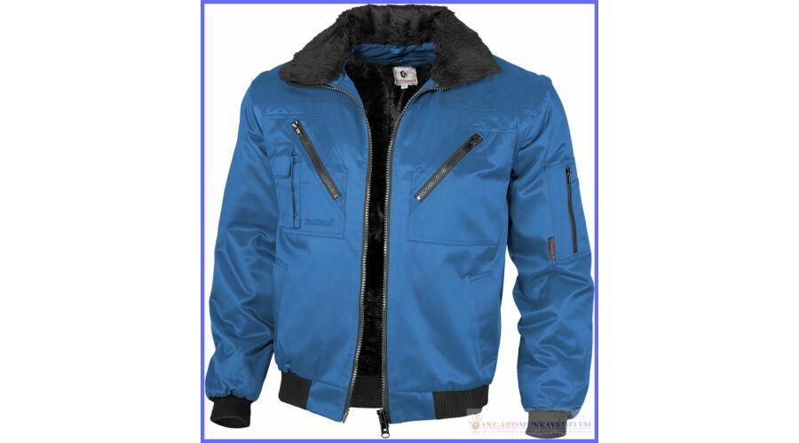 Pilótadzseki 1000 kék 265g - Qualitex Munkaruhák - www ... 3704708a3a